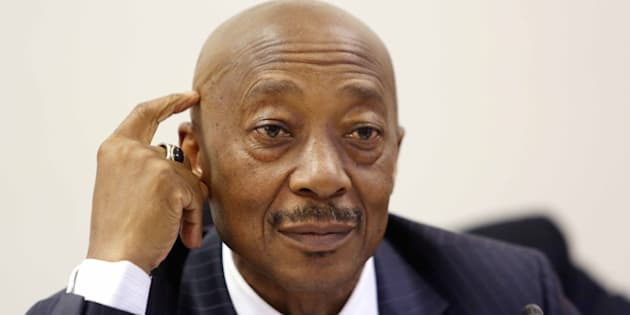 Suspended South African Revenue Service (Sars) commissioner Tom Moyane.