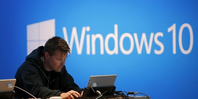 C'est quoi le problème avec Windows? La question qui fâche du HuffPost au PDG de Microsoft France