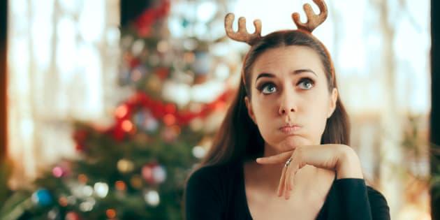 """""""Il faut prendre le temps de l'introspection et essayer de se détendre, en mettant de côté les rancœurs, et en pensant aux bons moments qu'on passera: les cadeaux, le repas..."""""""