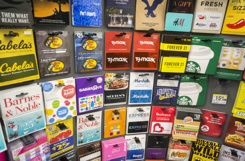 The best gift cards for your money this holiday season - AOL Finance