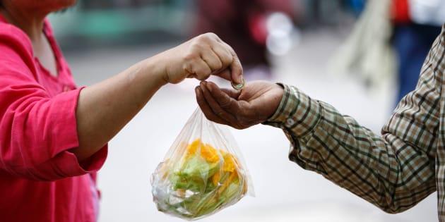 Os alimentos foram os principais responsáveis pelo recuo da inflação em agosto.