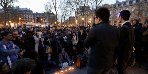 """Mort de Shaoyo Liu: les autorités chinoises """"activement impliquées"""" dans les manifs, selon la DGSI"""