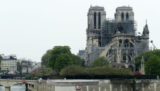 Incendie à Notre-Dame de Paris: la piste accidentelle