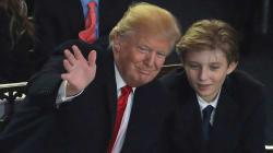 Malgré ses excuses après sa blague trash sur le fils Trump, cette humoriste a été suspendue