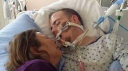 Questa donna ha pubblicato la foto del figlio morente per un'importante