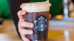 Starbucks eliminará los popotes de plástico de todas sus