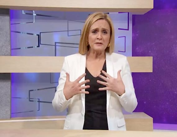 Samantha Bee calls out Dems: 'You just look stupid'