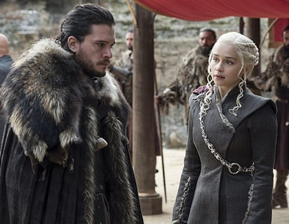 'Game of Thrones' breaks big record with Emmy noms