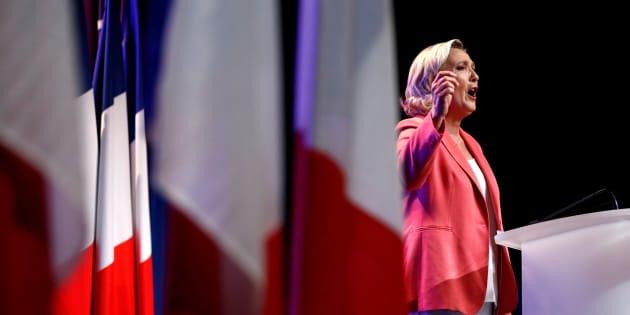 Marine Le Pen peut-elle gagner les européennes sans un sou?