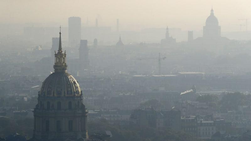 Paris plans to ban gas-powered cars in city by 2030