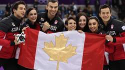 Voici la liste des médailles du Canada à Pyeonchang