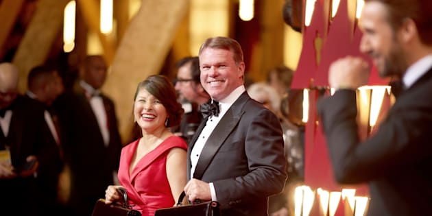 Brian Cullinan and Martha Ruiz were responsible for the Oscars Best Picture gaffe