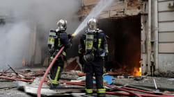 Après l'explosion rue de Trévise, six immeubles menacent de