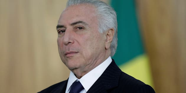Câmara dos Deputados decide se Supremo Tribunal Federal deve julgar o presidente Michel Temer por corrupção.