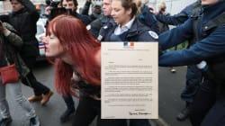 La lettre de soutien de la secrétaire d'Etat Schiappa aux Femen, en plein procès pour exhibition