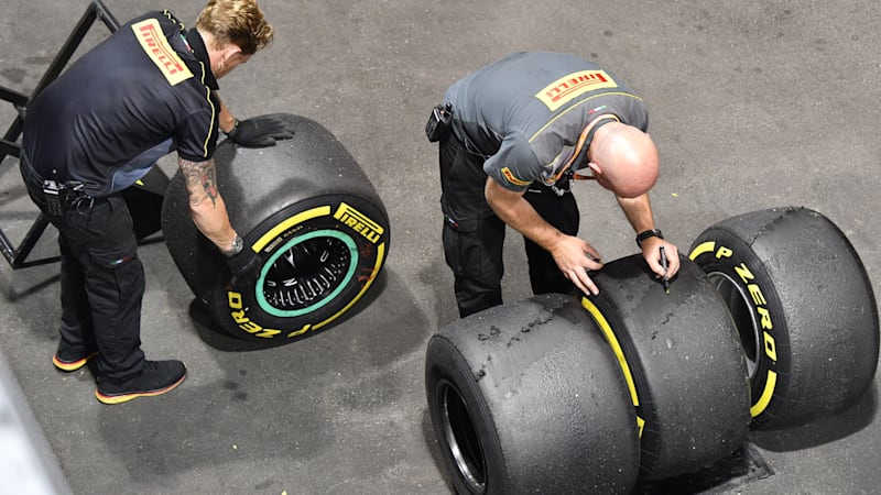 All 10 F1 teams vote to stick with existing Pirelli tires for 2020