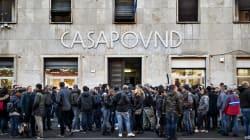 Per Salvini la sede di Casapound a Roma sarà sgomberata, ma non subito: