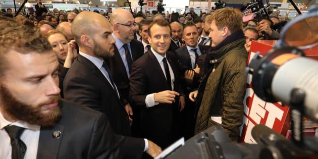 EN DIRECT. Salon de l'Agriculture 2018: vivez la visite d'Emmanuel Macron et le 1er jour du salon