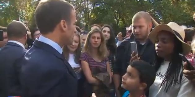 Pourquoi la remarque de Macron avec le chômeur passe aussi mal.