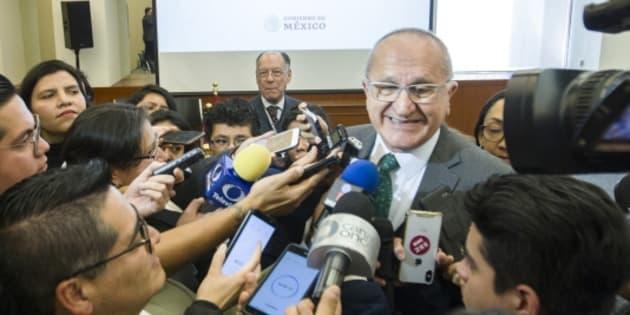 El subsecretario de Relaciones Exteriores para América del Norte, Jesús Seade, encabezó el Panel del TMEC en el marco de la XXX Reunión de Embajadores y Cónsules, en el Salón Morelos de la SRE.