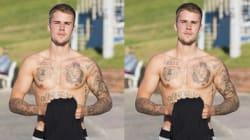 Justin Bieber aura sa collection chez
