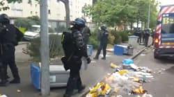 Tensions à Nantes entre gendarmes et manifestants en marge d'une marche en hommage au jeune