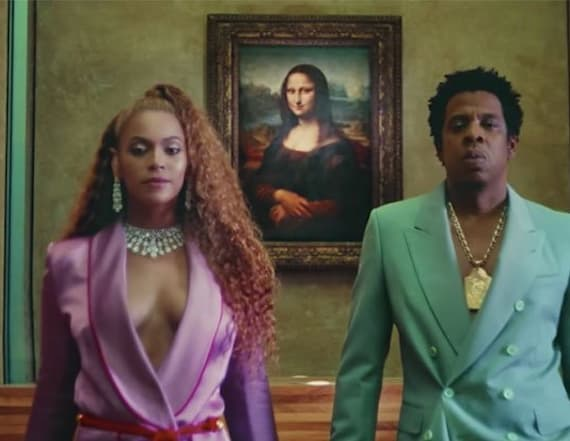 Why Bey and Jay-Z were allowed to film at the Louvre