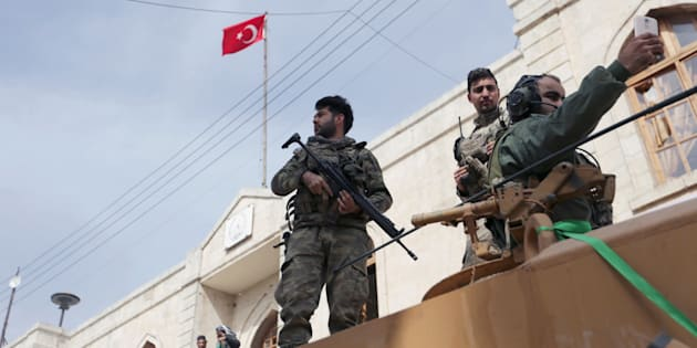 Syrie: après Afrine, Erdogan promet d'élargir l'offensive à d'autres zones kurdes