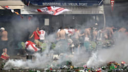 More Than 1,200 Football 'Hooligans' Barred From Flying To Russia For World