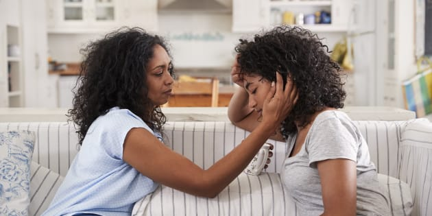 Figuring out how to talk to kids about traumatic incidents can be scary for parents too.