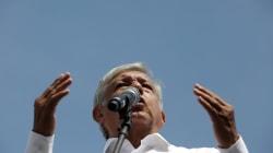 López Obrador se compromete a trabajar junto a la