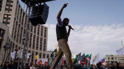Proteste anti-Putin in Russia: oltre mille fermati, tra cui il leader dell'opposizione
