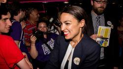 Une ancienne serveuse défait une grosse pointure des démocrates dans New