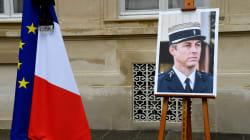 Le gendarme héroïque qui avait échangé sa place contre celle d'otages est
