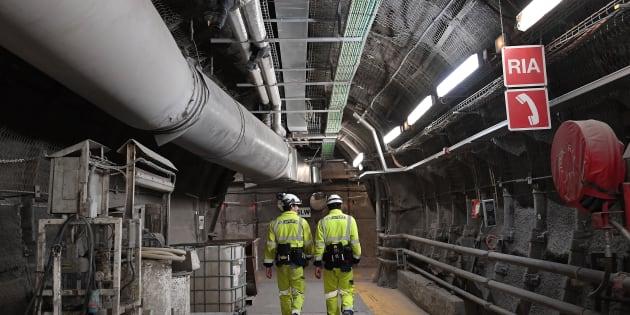 """Bure: Cigéo, future """"poubelle nucléaire"""" pour déchets ultra-radioactifs à l'origine de la ZAD"""
