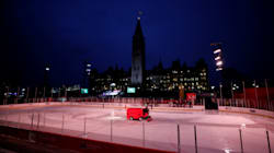 Cold Cancels Performances At Parliament's Canada 150
