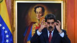 Maduro acusa a Guaidó de ser un
