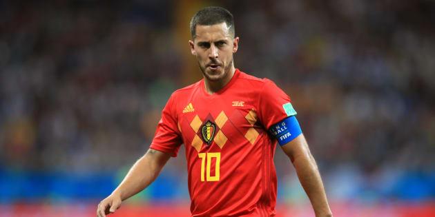 Eden Hazard é arma da Bélgica na luta pelo inédito título em Copa do Mundo.