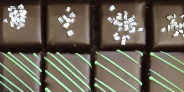 Au salon du chocolat, une psychanalyste vous fait replonger dans le passé