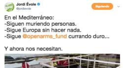 El enfado de la Comisión Europea con este tuit de Jordi Évole sobre