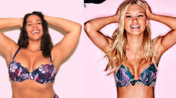 Model Proves Plus-Size Women Look Good In Victoria's Secret Underwear
