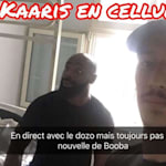 Ce selfie avec Kaaris depuis sa prison de Fresnes met en colère les surveillants
