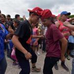 Caravana Migrante avanza desde