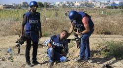 Moins de journalistes tués en 2017 (mais ils ont déserté les zones de