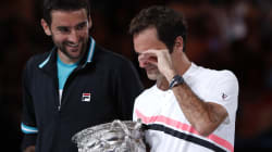 IN PICTURES: Tearful Federer's 20th Grand Slam