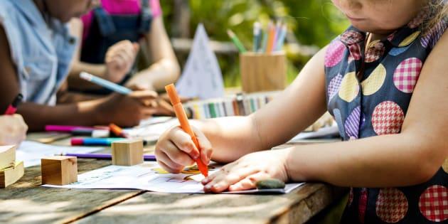 Réduire la maternelle aux coloriages, c'est oublier son importance dans l'apprentissage des enfants