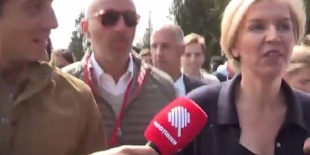 "Hugo Clément de ""Quotidien"" a démoli Virginie Calmels avec sa punchline à la Elkabbach"
