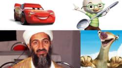 Bin Laden, fan de 'La era del hielo', 'Cars' y 'Final