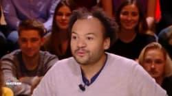 Franck de Lapersonne supprimé du dernier film de Fabrice Éboué après son engagement au