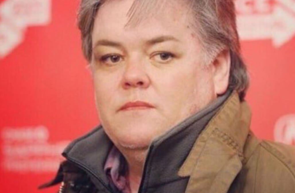 Rosie Odonnell As Steve Bannon Jaw Dropping Photo Emerges On